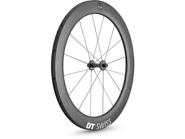 DT Swiss TRC 1400 Dicut 65 Front Wheel Tubular Carbon 100mm Bolt-On
